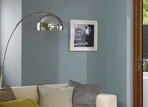 Stucwerkzaamheden comfort schilder en onderhoud haarlem - Kleur blauwe verf ...
